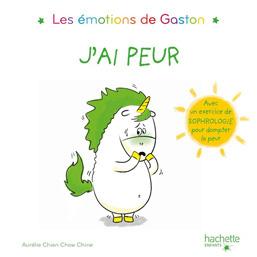 J'ai peur – Les émotions de Gaston