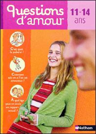 Questions d'amour 11-15 ans