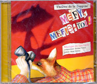 Méfy, méfie-toi ! (CD audio)