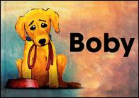 Boby, le petit chien